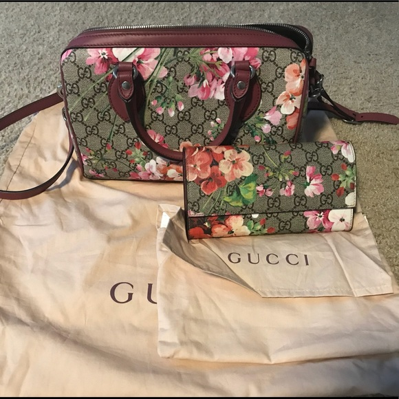 5f941e0e63de62 Gucci Bags | Bloom Small Gg Top Handle Bag | Poshmark